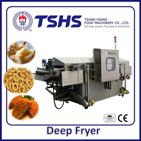 MIT Oil Capacity saving Chips Gas Fryer