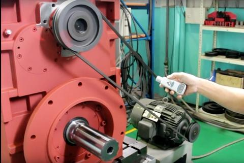 Gearbox for All-electric Injection Molding Machines
