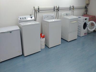 Washing Machines for Testing