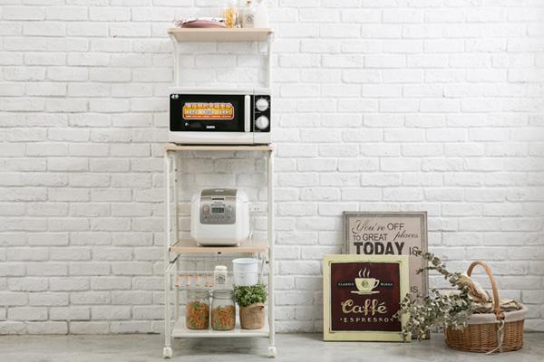Kitchen Appliances Storage Rack With Socket Taiwantrade Com