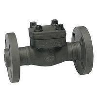 Class 600 Lift Type Flanged Forged Steel Check Valve
