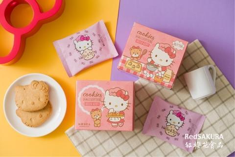 Hello Kitty 奶油造型餅乾(曲奇)