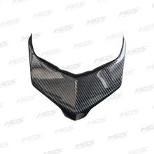Carbon Fiber Taillight Upper Central Cover for Yamaha X-MAX 300 / 250