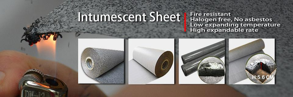 Intumescent Sheet