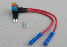3 CIRCUIT MICRO 2 FUSE HOLDER