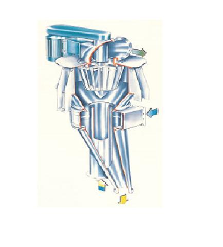 Single Micron separator