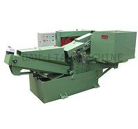 Thread Rolling Machine with chip separator