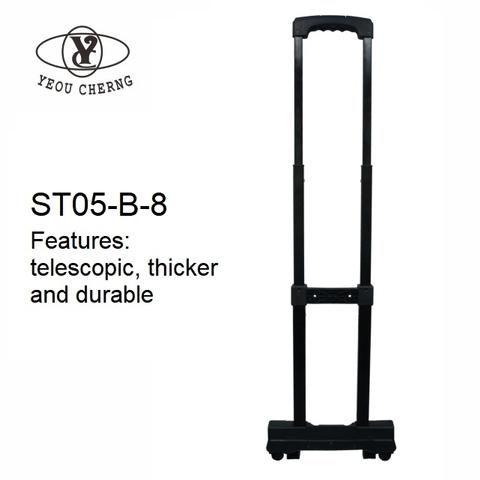 Taiwan detachable trolley bag luggage handle supplier
