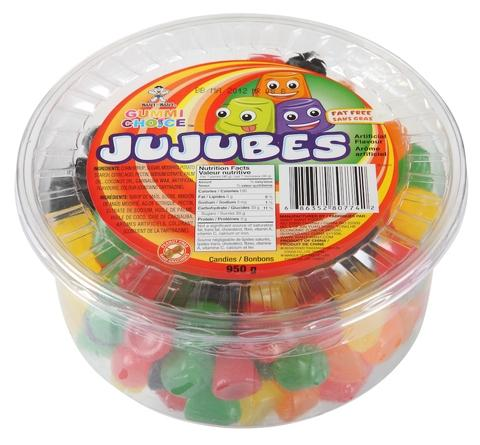 WANT WANT GUMMY CHOICE JUJUBES (OEM)