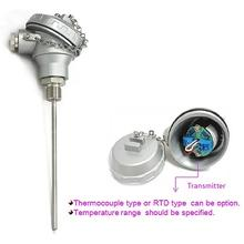 4-20mA Head Mounted Transmitter Thermocouple