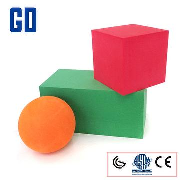 EVA Foam Geometric solids