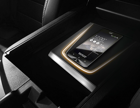 IN-CAR WIRELESS CHARGING PAD(WPC)