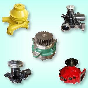 WATER PUMP FOR TRUCK AND HEAVY DUTY