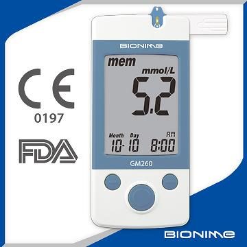 Rightest GM260 Blood Glucose Monitoring System