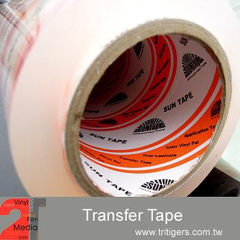Taiwan Application Tape Transfer Tape For Color Vinyl  TRI - Vinyl and transfer tape