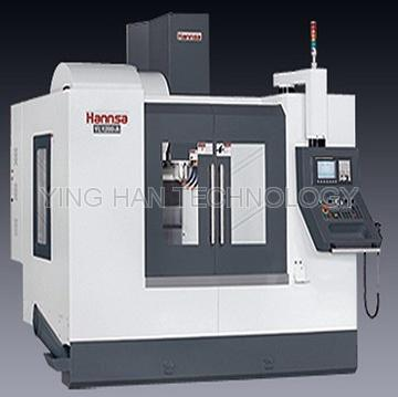 CNC VERTICAL MACHINE CENTER BOX WAY