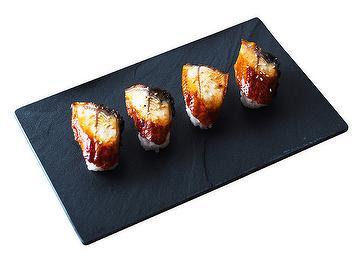 Sushi slice Eel kabayaki
