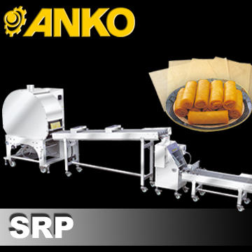 Automatic Spring Roll And Samosa Pastry Sheet Machine(Samosa Pastry, Spring Roll Pastry)