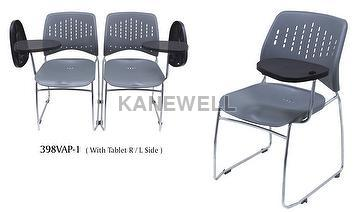 Plastic Chair, Stackable Chair, Chromed Sled Base + Wholesaler