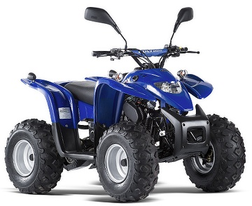 All Terrain Vehicle.ATV