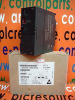 SIEMENS S7 PLC 6ES7 307-1BA00-0AA0 6ES7307-1BA00-0AA0 POWER SUPPLY MODULE 2AMP 115/230VAC 24VDC PS307