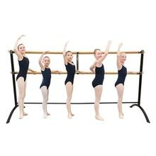 Double Bars Ballet Barre bar, heights adjustable