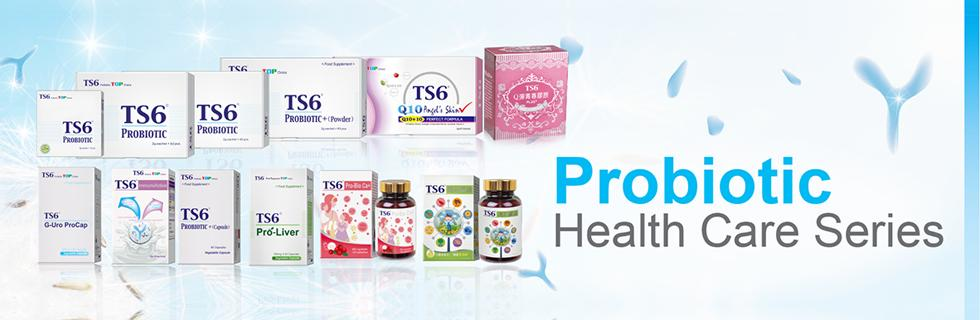 TS6 Probiotic Health Care Series
