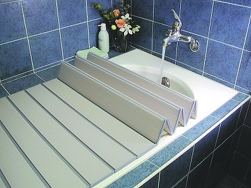 Bathtub Cover, ABS Bathtub Cover, Shutter Style Bathub ...
