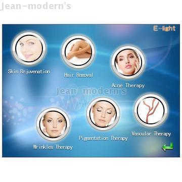 OPT Beauty Equipment, E-light Beauty Machine