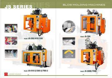 Stretch Blow Molding Machines
