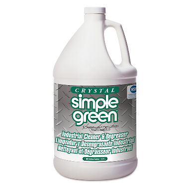 Crystal Simple Green  ( industrial cleaner - degeaser )