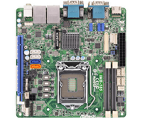 Socket LGA1150 for Intel® Core i7 / i5 / i3 / Celeron® (Haswell)