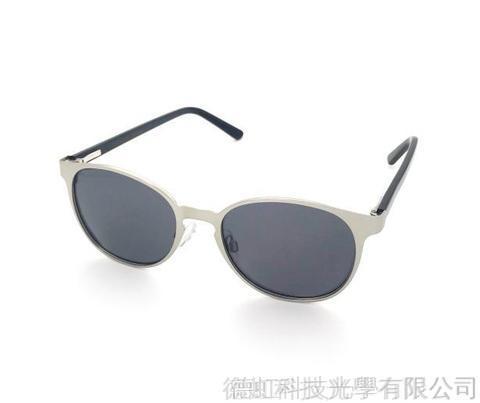 金屬抗藍光/老花閱讀/太陽眼鏡(STB004) 銀