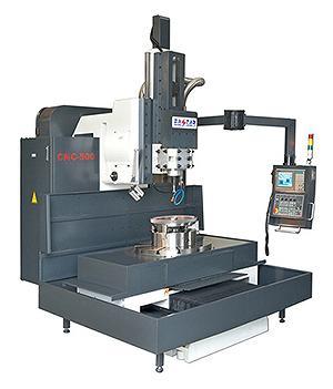 cnc gear shaper machine
