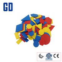 BIG SIZE Geometric Logic Board