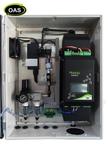 瑞典OAS Coolflow 5 臭氧系統 (洗車水廢水回收 游泳池水質處理  魚菜共生 養殖漁業)