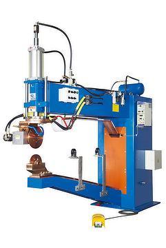 New Energy-efficient 3 Phase Inverter Seam Welder