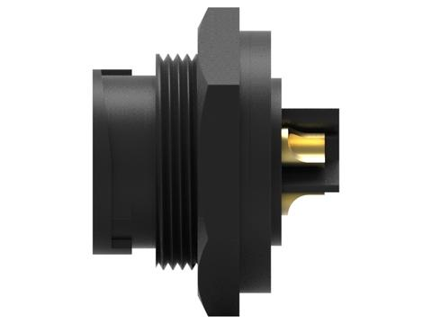 WP C Size(Male Connector/Female Pin) 3PIN Front Lock