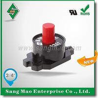 """3/4"""" Single Phase Motor Protectors For Industrial Motors"""