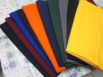 IFR Oxford fabrics