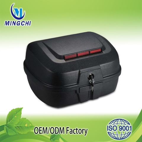 Gentil ABS Material Motorcycle Luggage Box Motorcycle Rear Box Motorcycle Storage  Box