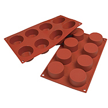 Silicone Mould for making cookie and bread