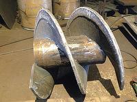 Wear screw, Material Handling Machinery