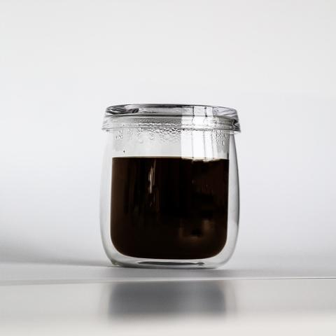 TAMAGO Double-wall Glass Cup