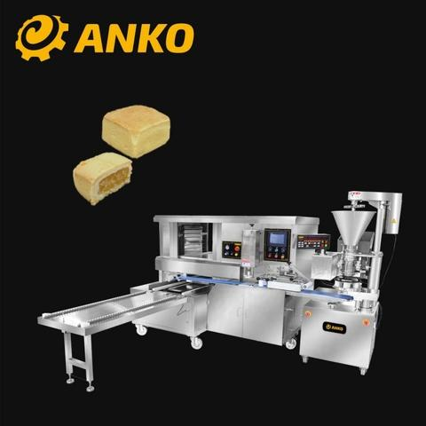 Widely Used Pineapple Cake Making Machine