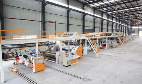 Taiwan Corrugated Board production Line | Taiwantrade