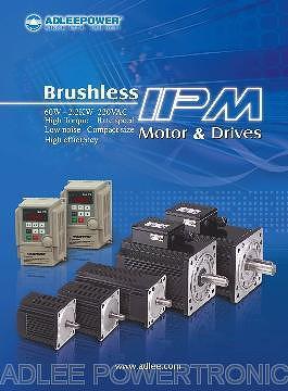 Taiwan Bldc Motor Brushless Dc Motor Adlee Powertronic