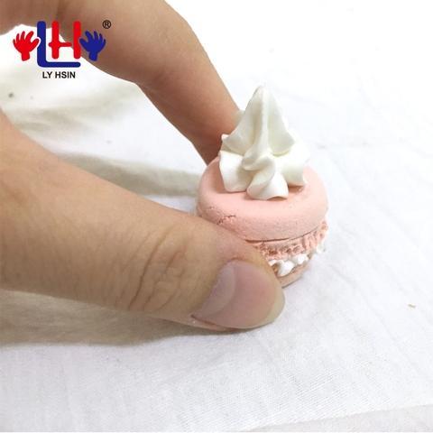 Fake Ice Cream Stimulation Whip Clay