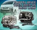 HIACE TYPE4 HEAD LAMP