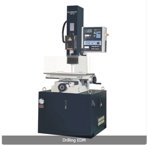 TNC EDM Electric Discharge Machine Manufacture